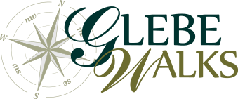 Glebe Walks Logo