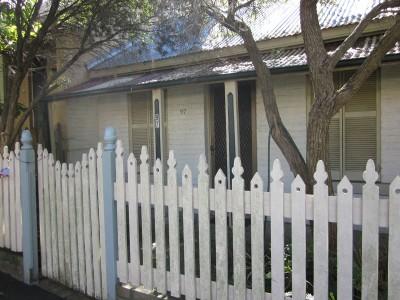 97 Derwent St, home of Bessie Guthrie