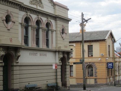 Court House and Police Station