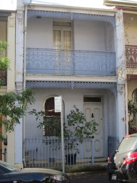 29 Talfourd St, home of Robin Askin