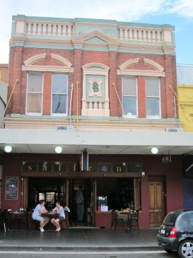 Saffron cafe (now Teru), 33 Glebe Point Road