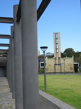 Walter Burley Griffin Incinerator building