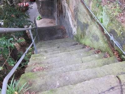Darghan St Steps