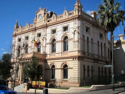Glebe Town Hall (1880)