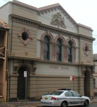 Glebe Court House