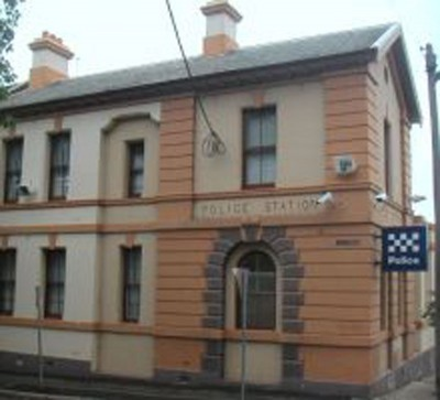 Glebe Police Station